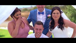 The CUPULE  -  Wedding Venue Promotion - Ayia Napa Cyprus 2018 - 2019