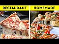 - 35 TASTY RESTAURANT RECIPES TO COOK AT HOME  Easy Cooking Tricks by 5-Minute Recipes!