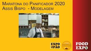 Thumbnail/Imagem do vídeo Modelagem de Pão com Assis Bispo