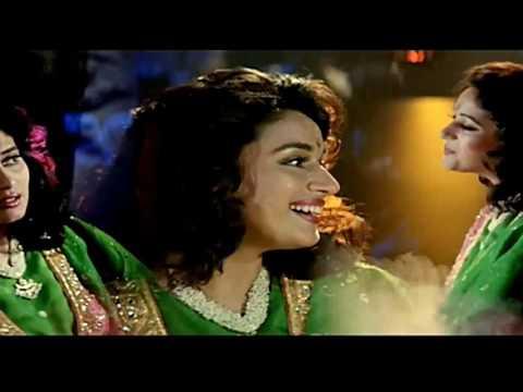 Bahut Pyar Karte Hain Tumko Sanam Anuradha Paudwal   Saajan 1080p HD