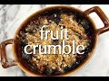 Dinner Party Tonight Shorts: Fruit Crumble