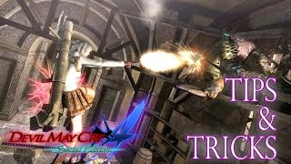 Devil May Cry 4 Special Edition - Dev Team Combos - Lady
