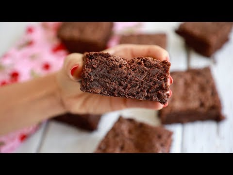 How to make brownies in the microwave with brownie mix
