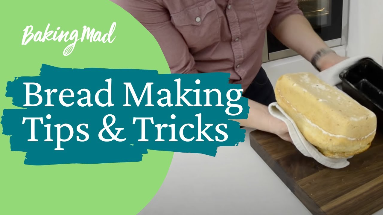 Peter Sidwell's Tips on Baking Bread - YouTube