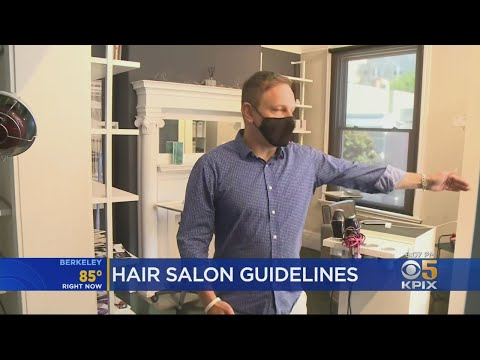 Bay Area Salon Owners React To Prospect Of Being Able To Reopen