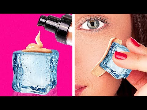 35 BEAUTY HACKS YOU CAN'T LIVE WITHOUT thumbnail