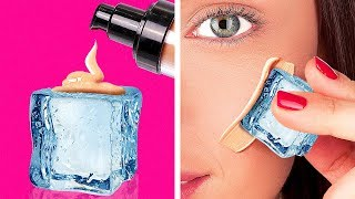 35 BEAUTY HACKS YOU CAN'T LIVE WITHOUT