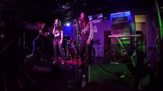 Guano Apes - Close to the sun (cover) cam 2