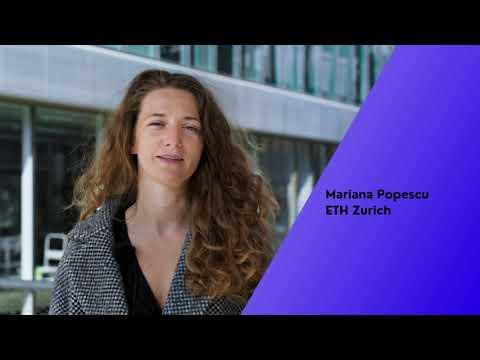 #NCCRWomen: Mariana Popescu, architect