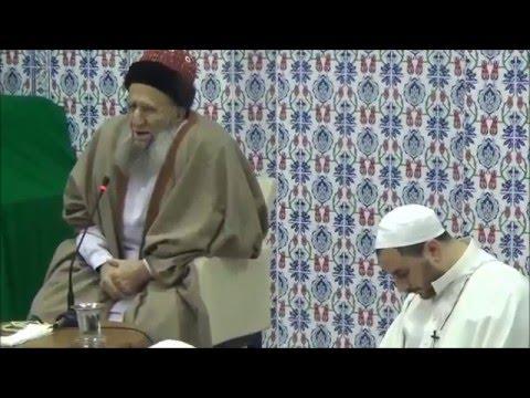 Şeyh Seyyid Muhammed Ustaoğlu'nun Mevlid Kandili Sohbeti