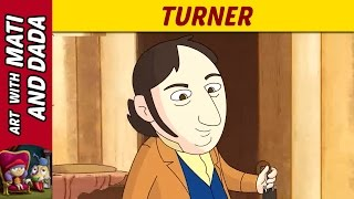 Gambar cover Art with Mati and Dada – Turner | Kids Animated Short Stories in English