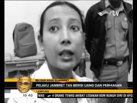 Sadis! Ibu dan Anak di Lampung Jadi Korban Jambret Mp3