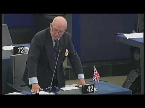 EU aiming to control credit rating agencies - Godfrey Bloom