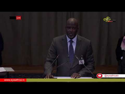 GAMBIA'S SECOND ROUND OBSERVATION BY BA TAMBEDOU AT THE ICJ