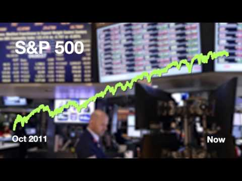 Stocks likely to keep climbing   Video