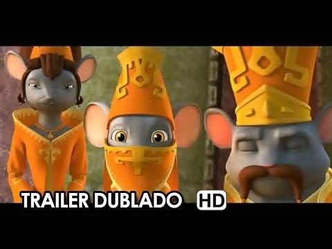 Trailer do filme Rodência e o Dente da Princesa