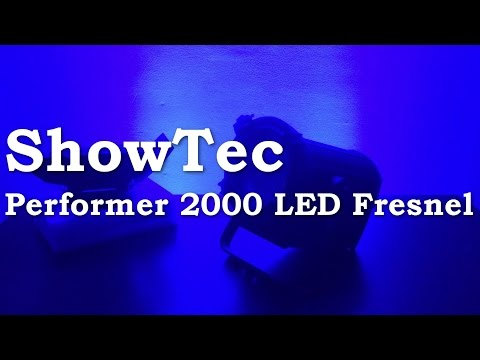 Showtec Performer 2000 | Product Review