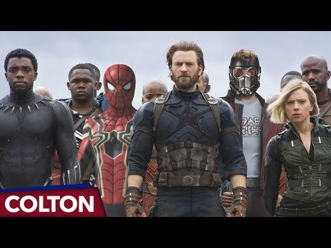Will we see all of our heroes together in Avengers Infinity War?