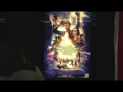 Set in Columbus, 'Ready Player One' full of Ohio connections