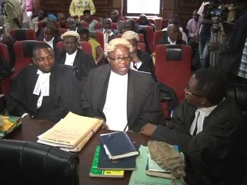 Federal High Court Dismisses Suit Against Kashamu