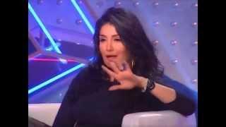 سؤال محرج لـ غادة عبد الرازق يغير تعبيرات وشها و تتهرب من طولها