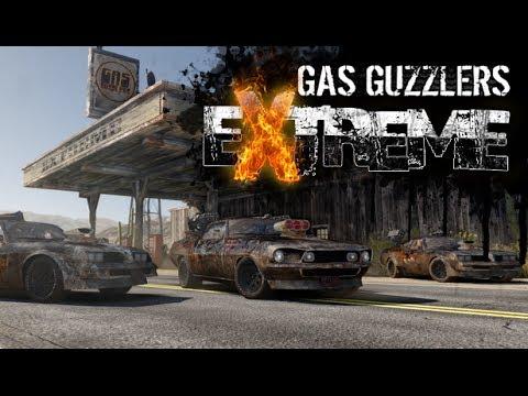 Первый клик: Gas Guzzlers Extreme | Гонки на выживание!