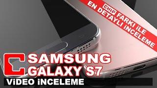 Samsung Galaxy S7 - Akıllı telefon - Video inceleme
