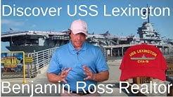 USS Lexington - top 11 tourist attractions in Corpus Christi, tourism ,Corpus Christi, attraction