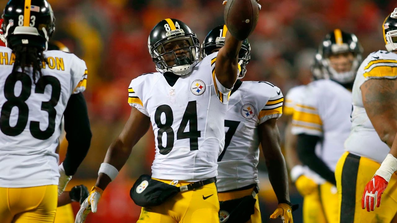 Former Steeler Willie Colon rips Antonio Brown for Mike Tomlin video ... 20f5756ce