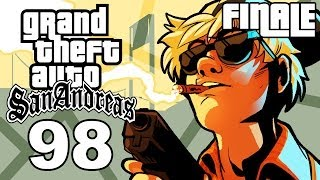 Grand Theft Auto San Andreas Gameplay / SSoHThrough Part 98 - THE END