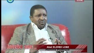 Entretien Avec ... (Abel ÉLIMBI LOBÈ) - Jeudi 21 Avril 2016 - Présentation : DIPITA TONGO