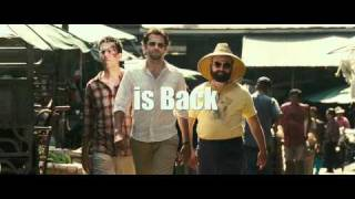 The Hangover 2- Official Trailer