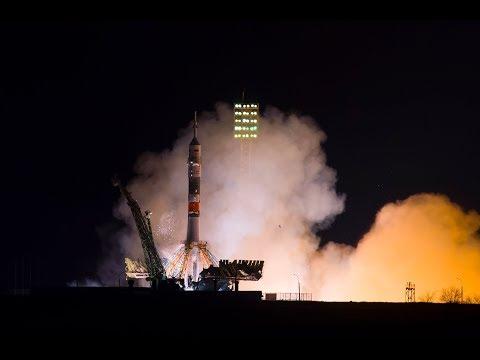 «Союз МС-12» успешно выведен на орбиту!