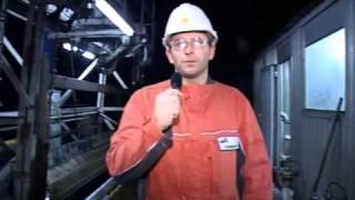 Mollig warm und 50 Hertz : Silvester im Kraftwerk Kiel-Ost