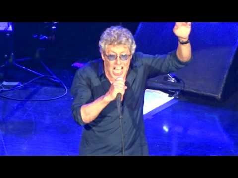 The Who - Pinball Wizzard/ See Me Feel Me, live at Colosseum Caesar Palace Las Vegas, 1 August 2017