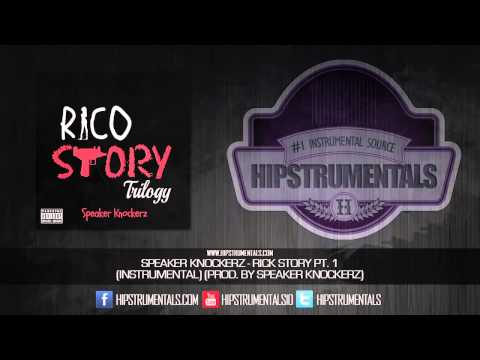 Speaker Knockerz - Rico Story (Part 1) [Instrumental] (Prod. By Speaker Knockerz) + DL