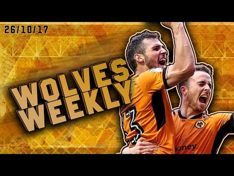 Wolves Weekly #7 - Penalty Shootouts, New Contract and Proud Support | 26/10/2017