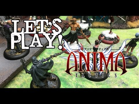 Let's Play! - Anima Tactics by Cipher Studios