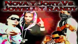 DJ. AK presents Nova y Jory Vs Jowell y Randy (Jory snippet)