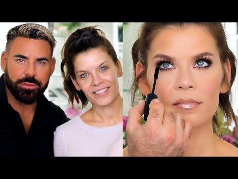 JLo's Makeup Artist Transforms My Sister Erika ...