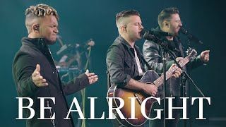 Be Alright (LIVE) - Evan Craft, Redimi2, Danny Gokey