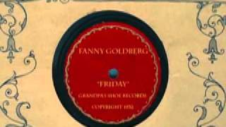 REBECCA BLACK - FRIDAY AS SUNG BY FANNY GOLDBERG IN 1932