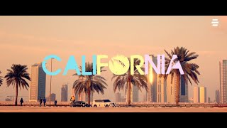 Burak Yeter - California feat. Nino Lucarelli (Official Lyric Video)