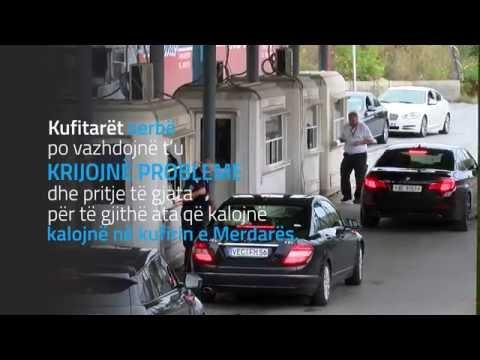 ExpressStory: Serbia vazhdon t'i maltretojë bashkatdhetarët, sërish pritje në Merdarë.