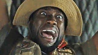 Jumanji 2: Welcome To The Jungle   Official International Trailer #2 (2017)