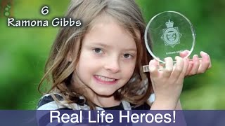 8 Most Amazing Real Life Heroes