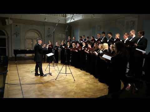 Московский Синодальный хор - Московский Великопостный хоровой фестиваль 2018