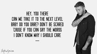 Baixar Naked - James Arthur (Lyrics)