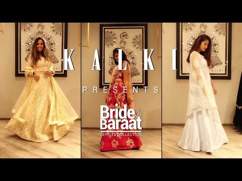 Top Fashion Bloggers At the KALKI's Bride & Baraat'17 Collection P