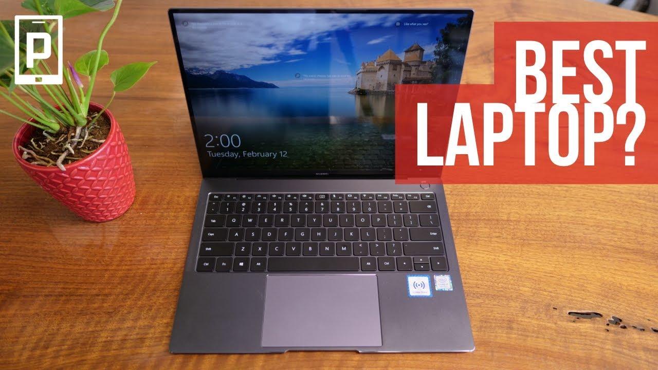 Huawei MateBook X Pro 2019 Review - Best Laptop?